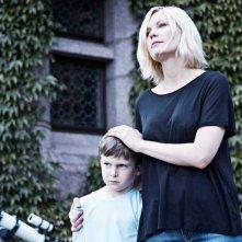 Kirsten Dunst è la meravigliosa protagonista di Melancholia