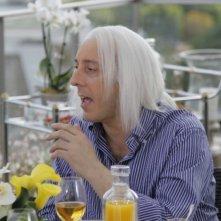 Massimo Ceccherini in una scena di Matrimonio a Parigi