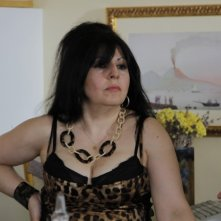 Matrimonio a Parigi: la simpatica Anna Maria Barbera in una scena del film