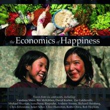 La locandina di L'economia della felicità