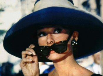 Audrey Hepburn splendida protagonista di Colazione da Tiffany