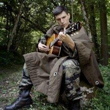 Francesco Brandi in una foto promozionale di Missione di pace