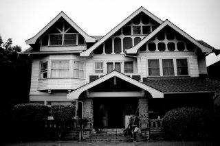 Insidious: un'immagine tratta dal film diretto da James Wang