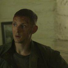 Jamie Bell nel film Retreat (2011)