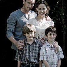 La famiglia Lambert protagonista del film Insidious