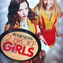 La locandina di Two Broke Girls