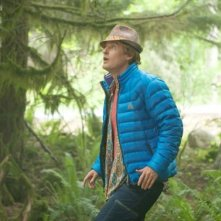 Owen Wilson in The Big Year: una scena del film