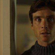 Primo piano di Cillian Murphy nel thriller Retreat, del 2011