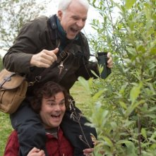 Steve Martin e Jack Black nella commedia The Big Year