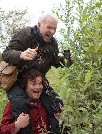 Steve Martin e Jack Black nella commedia The Big Year