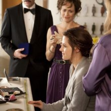 The Twilight Saga: Breaking Dawn - Parte I, Kristen Stewart, Billy Burke e Elizabeth Reeser in una scena del film