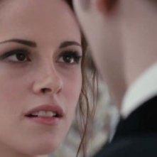The Twilight Saga: Breaking Dawn - Parte I, Kristen Stewart nella scena del 'si'