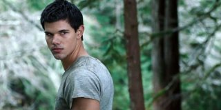The Twilight Saga: Breaking Dawn - Parte I, un bel primo piano di Taylor Lautner