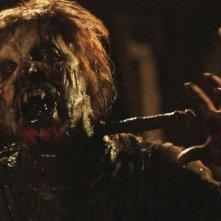 Una scena molto splatter tratta dall'horror Insidious, diretto da James Wan