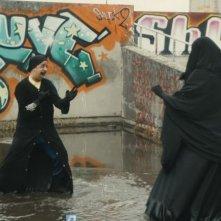 Beur sur la ville: Booder in una scena della pellicola francese