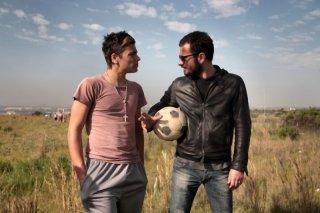 Il paese delle spose infelici: Luca Schipani e Pippo Mezzapesa sul set del film