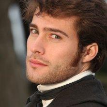 L'argentino Rodrigo Guirao Diaz sul set del film tv Violetta
