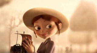 Lucille, l'incantevole protagonista di Un mostro a Parigi
