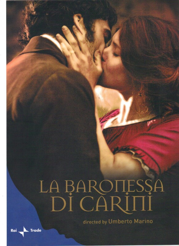 La Locandina Di La Baronessa Di Carini 218552