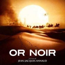 Or noir: poster francese