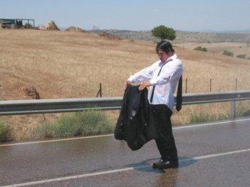 Sergio Peris-Mencheta in La mémoire dans la chair
