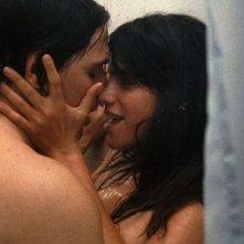 Sergio Peris-Mencheta nel film La mémoire dans la chair con Diana Palazon