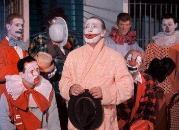 Un'immagine di Totò tratta dal film Totò in 3D - Il più comico spettacolo del mondo