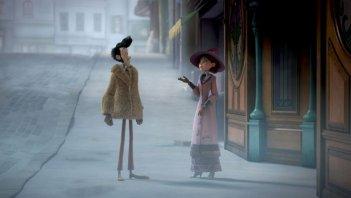 Un monstre à Paris: una romantica sequenza del film d'animazione