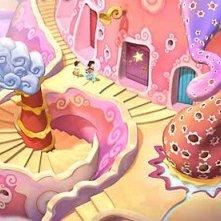 Lauras Stern und die Traummonster: una immagine del cartone animato