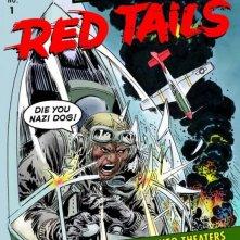 Locandina a fumetti (versione Comic-con di New York) per Red Tails