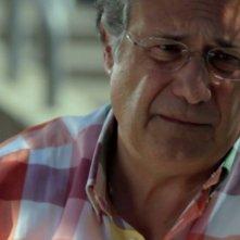 148 Stefano. Mostri dell'inerzia: Giovanni Cucchi, padre di Stefano, in una scena tratta dal documentario