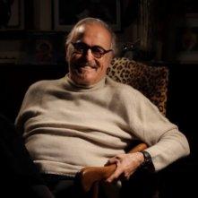 Franco Califano in una scena del documentario Noi di settembre di Stefano Veneruso