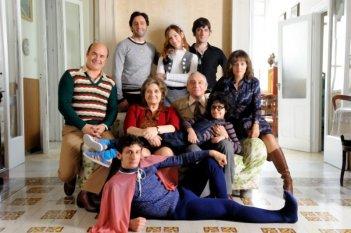 Il cast de La kryptonite nella borsa di Ivan Cotroneo