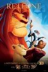 Il Re Leone 3D, la locandina della nuova versione in tre dimensioni