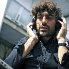 Il regista Stefano Veneruso sul set del documentario Noi di settembre