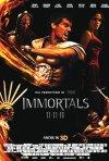 La locandina italiana di Immortals