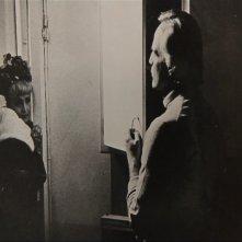 La passione di Laura: Laura Betti insieme a Marlon Brando in una scena di Ultimo tango a Parigi