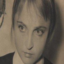Laura Betti in una scena del documentario La passione di Laura di Paolo Petrucci