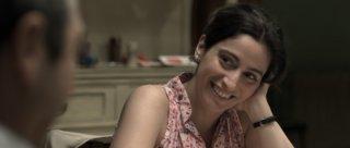 Muriel Santa Ana insieme a Ricardo Darìn in una scena del film Un cuento chino