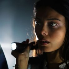 Nathalie Kelley in una scena di Urban Explorer