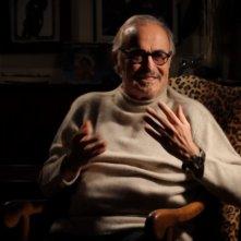 Noi di settembre: Franco Califano in una scena del documentario diretto da Stefano Veneruso