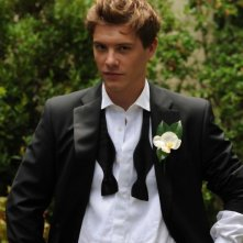 Xavier Samuel nei panni di David nella commedia A few best men
