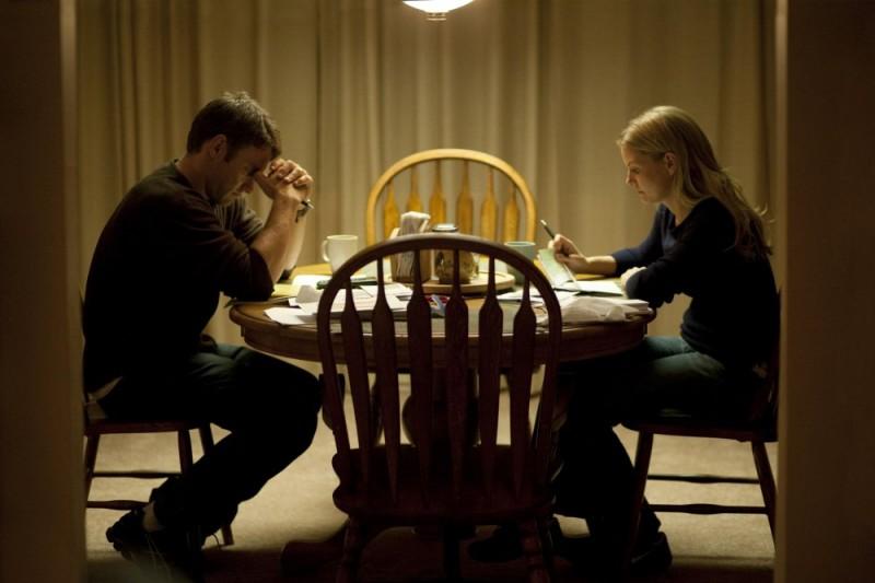 Jennifer Morrison E Joel Edgerton In Una Scena Del Dramma Warrior 219045