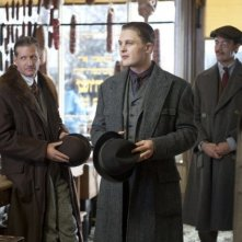Michael Pitt e Jack Huston in una scena dell'episodio What Does the Bee Do? di Boardwalk Empire