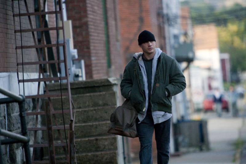 Tom Hardy Nei Panni Di Tom Conlon In Una Scena Tratta Dal Film Warrior 219054