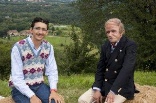 Fabrizio Biggio e Francesco Mandelli protagonisti de I soliti idioti