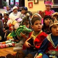 La casa dei bambini, una scena del documentario di Marco Turco