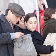 La voz dormida: Maria Leon e Daniel Holguin in una sequenza del film