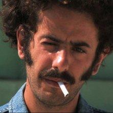 Stefano Deffenu in un'immagine tratta dal film Sagràscia