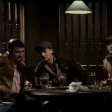 Un'immagine tratta dal film Wild Bill di Dexter Fletcher